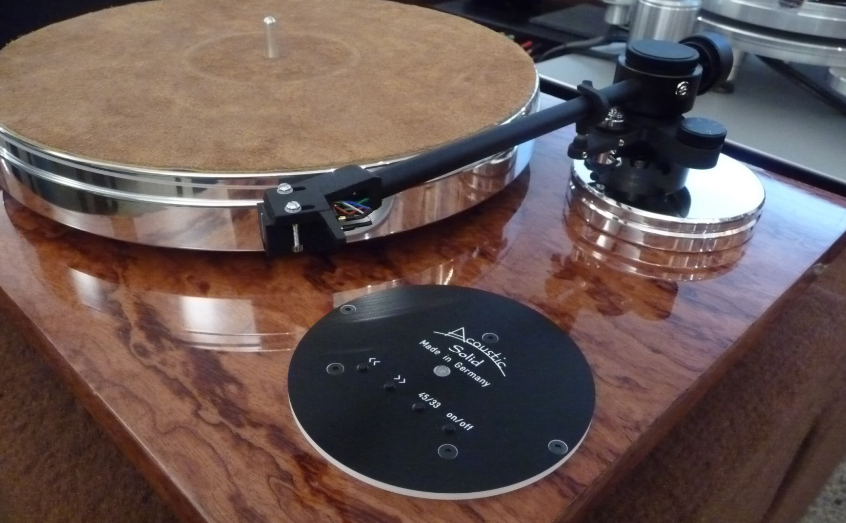 Acoustic Solid Bubinga-Jelco-250 ST-1