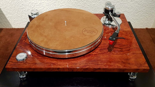 Acoustic Solid 111 Wood Bubinga Audio Creativ Edition