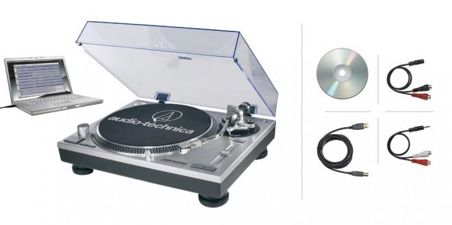 Audio-Technica-ATLP-120 silver-1