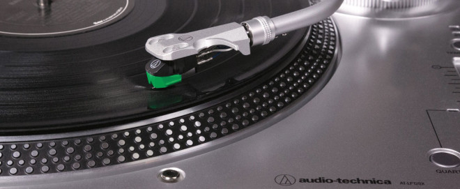 Audio-Technica ATLPX-USB-120-1