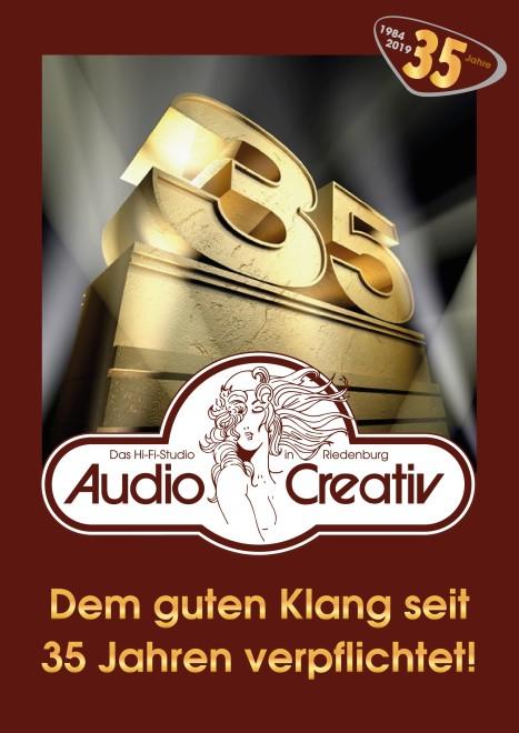 35 Jahre Audio Creativ