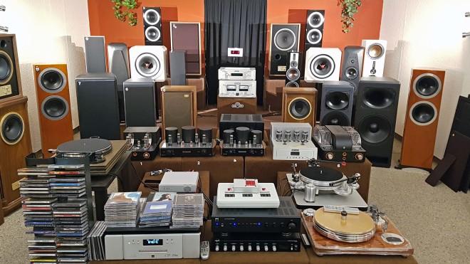 Audio Creativ Studio 1 November 2017