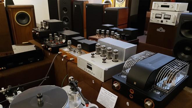 Studio 1 - Röhrenverstärker