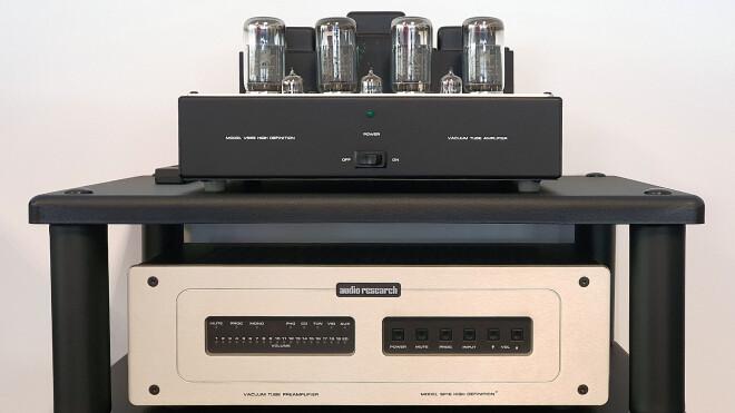 Audio Research SP16 und Audio Research VS55