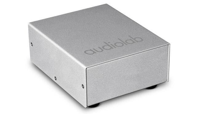 audiolab DC Block silber