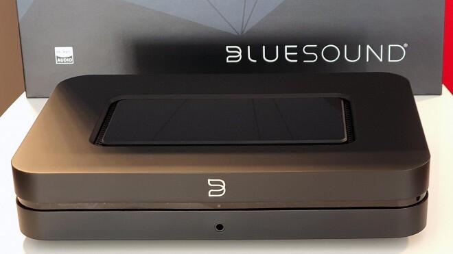 Bluesound Node N130 schwarz