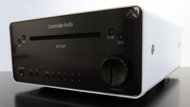 Cambridge Audio ONe mattweiß