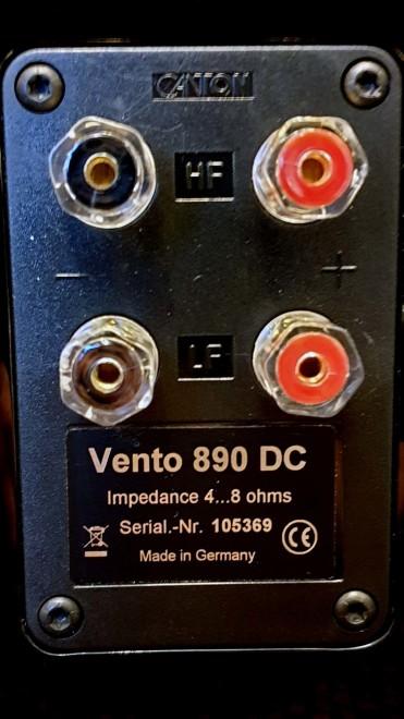 Canton Vento 890 DC
