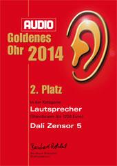 Dali-Zensor-5-Gold-Ohr-1