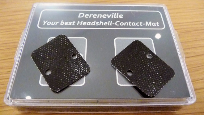 Dereneville Headshell-Contact-Mat