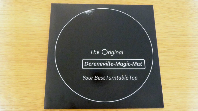 Dereneville Magic Mat
