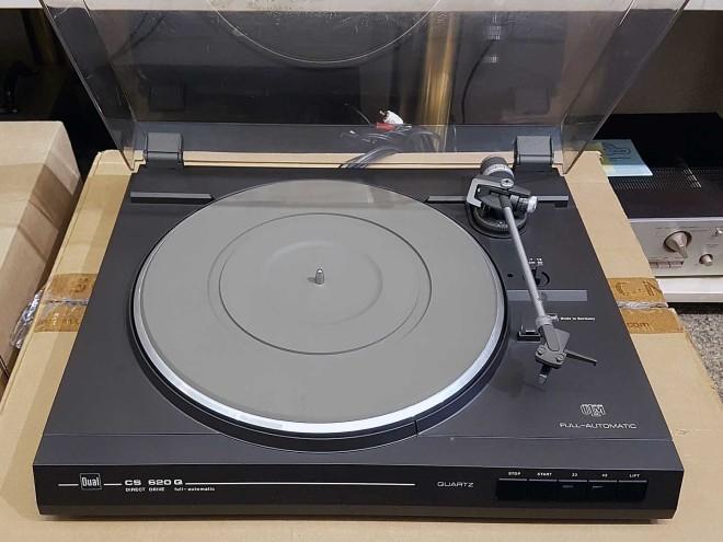 Dual CS 620 Q