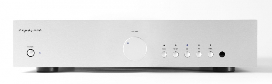 Exposure 1010 Integrated Amplifier-1