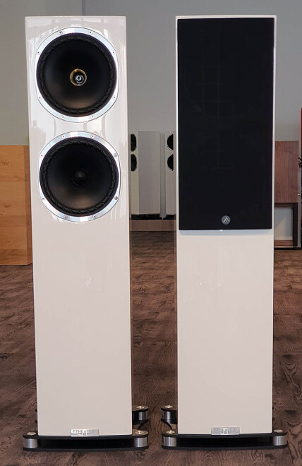 Fyne Audio F502 SP weiß
