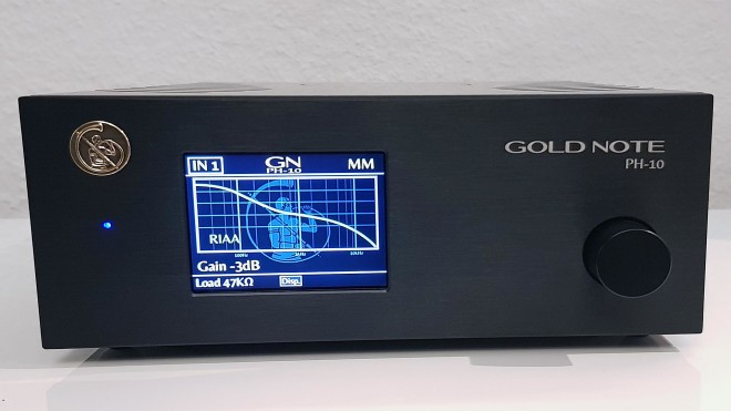 Gold Note PH-10