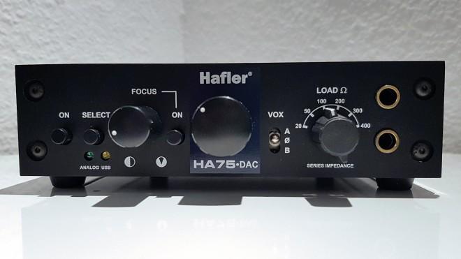 Hafler HA75 DAC