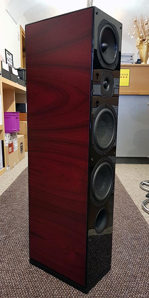 Lautsprecher audio creativ - Indiana line diva ...