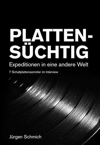 Jürgen-Schmich-Ploattensüchtig-Cover