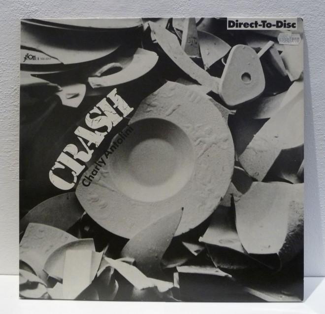 LP-Charly Antolini - Crash-1