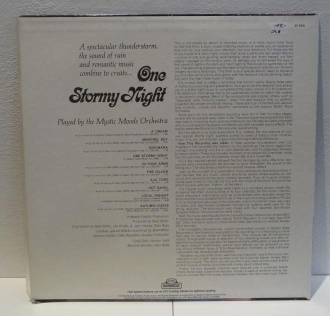 LP-One Stormy Night - Bainbridge-2