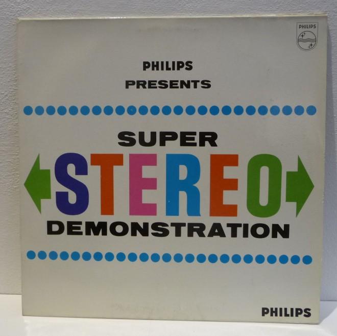 LP-Philips presnts Super-Stereo-Demonstration-1