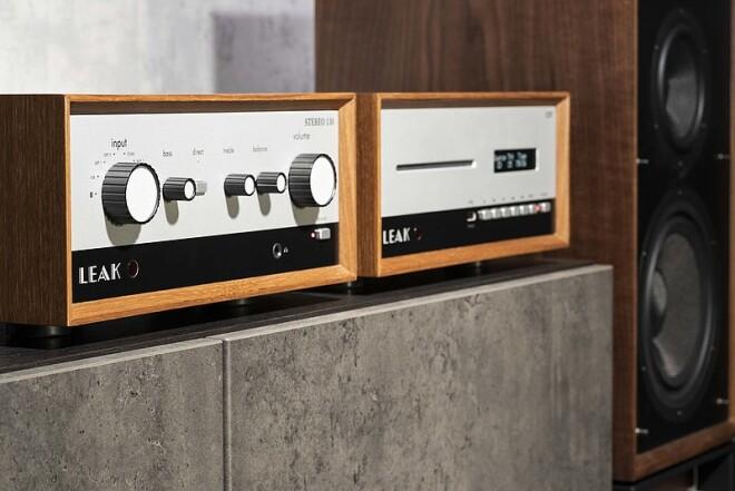 Leak Stereo 130 und Leak CDT