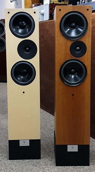 Living Voice R25A und IBX-R4