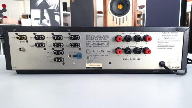 Luxman L-410