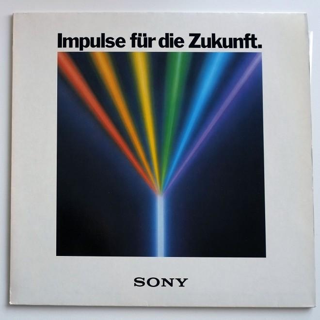Sony - Impulse für die Zukunft (M1101)