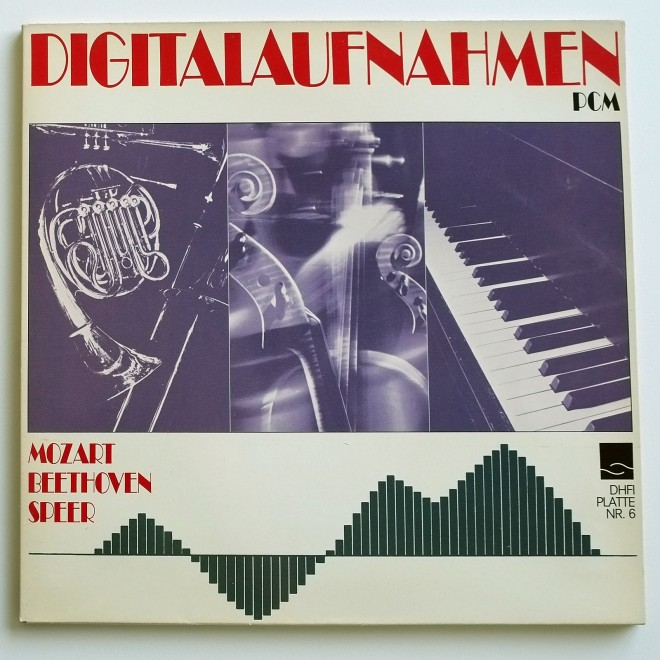 DHI Platte Nr. 6