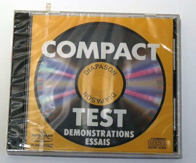 Diapason Compact Test