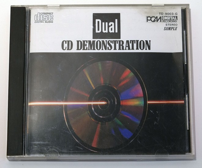 Dual CD Demonstration
