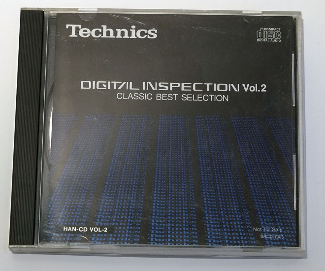 Technics Digital Inspection Vol. 2