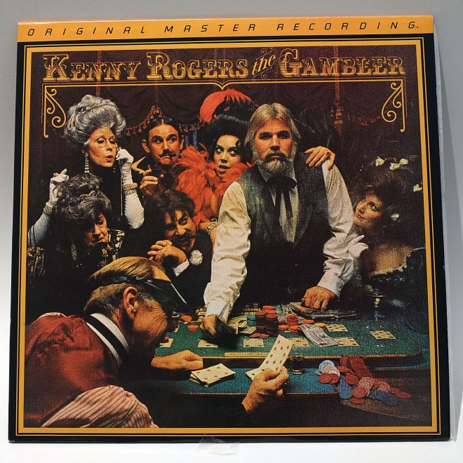 Kenny Rogers - The Gambler - MFSL