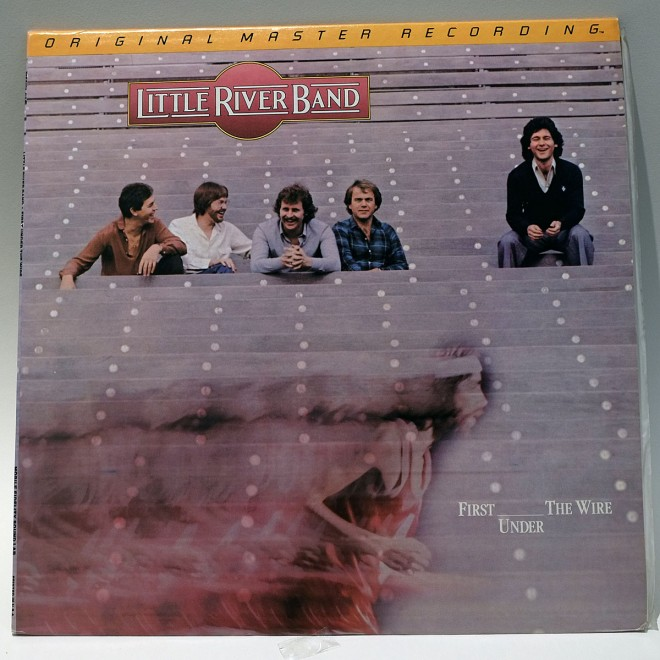 Little River Band - First Und The Wire - MFSL