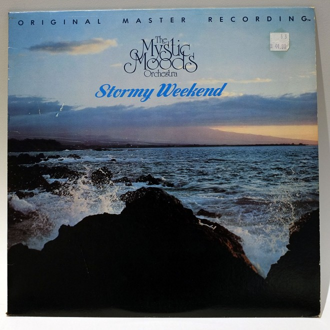 The Mystic Moods Orchestra - Stormy Weekend - MFSL
