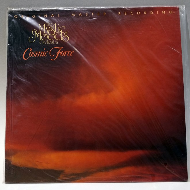 The Mystic Moods ORchestra - Cosmic Force - MFSL