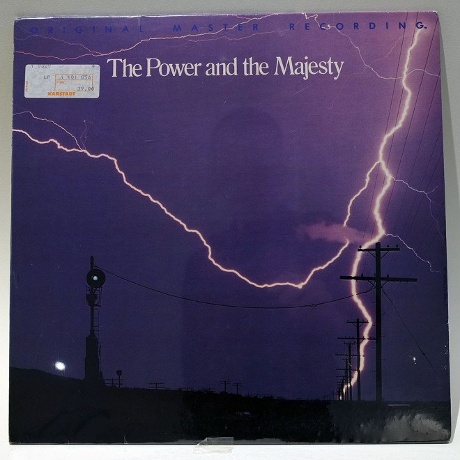 The Power And The Majesty - MFSL