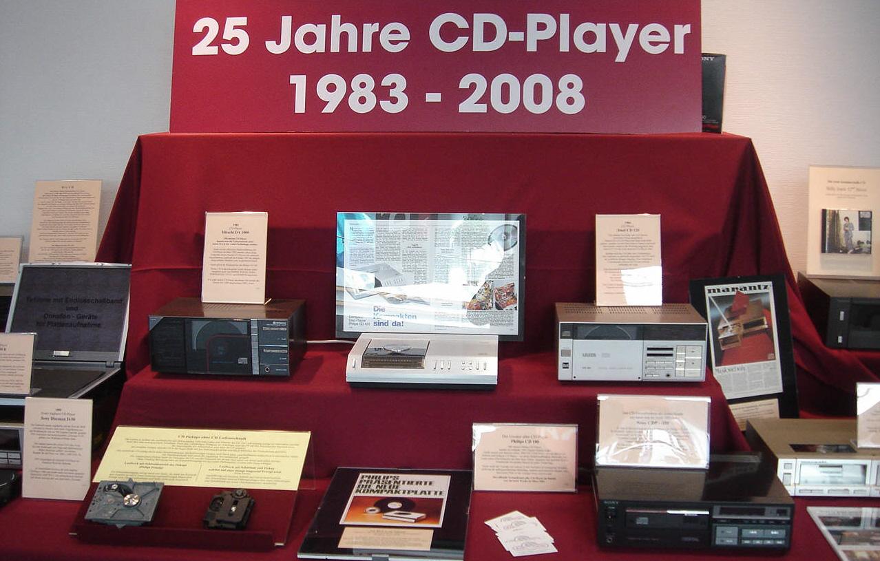Museum-25-Jahre-CD-Player-Nürnberg-1