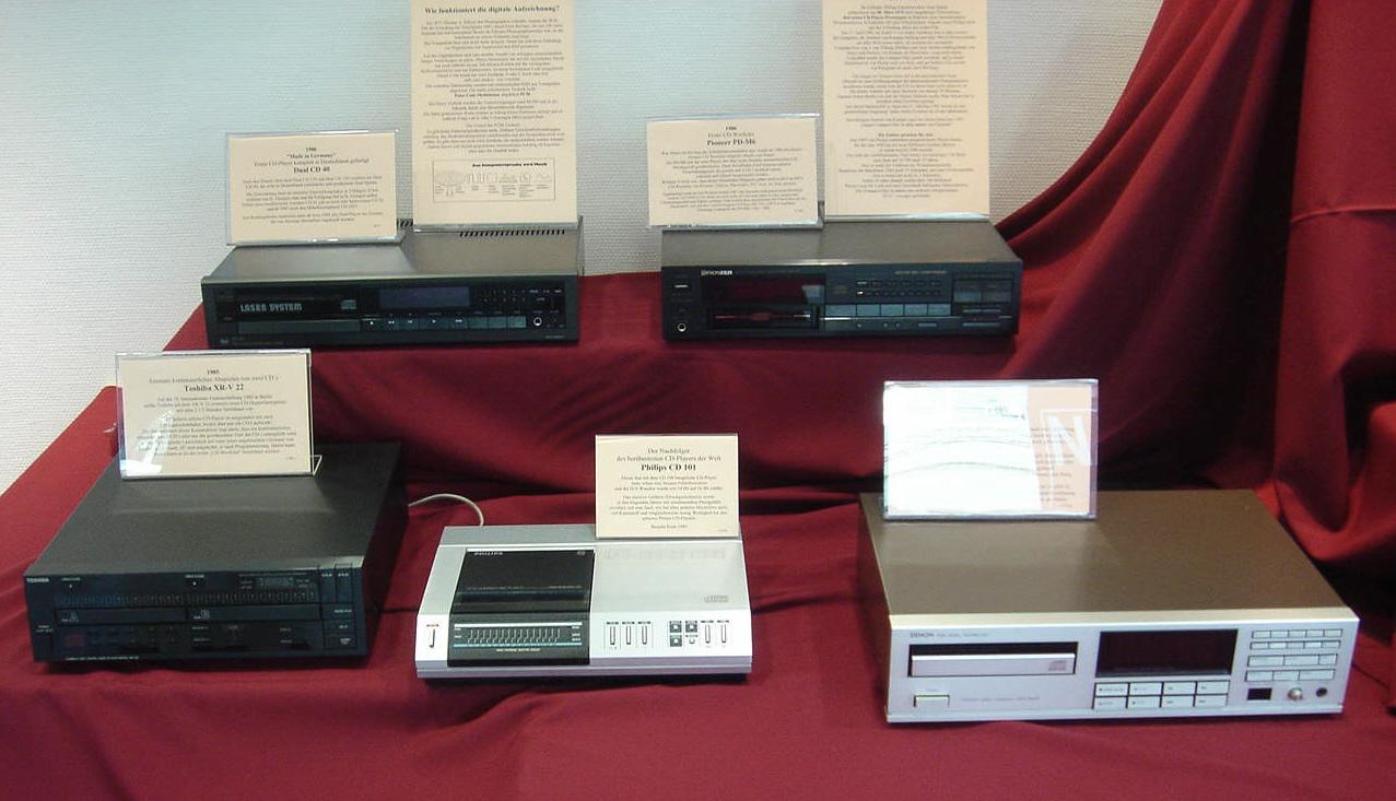 Museum-25-Jahre-CD-Player-Nürnberg-3