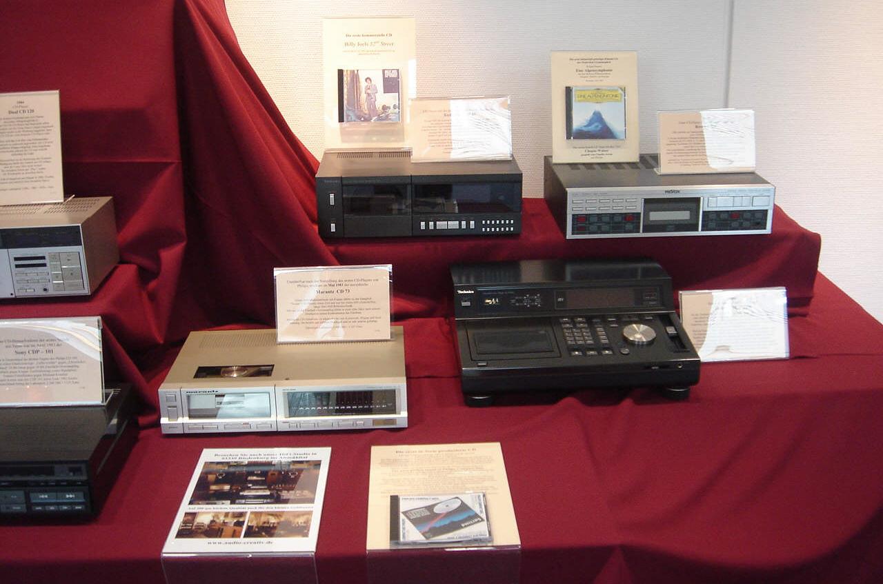 Museum-25-Jahre-CD-Player-Nürnberg-4