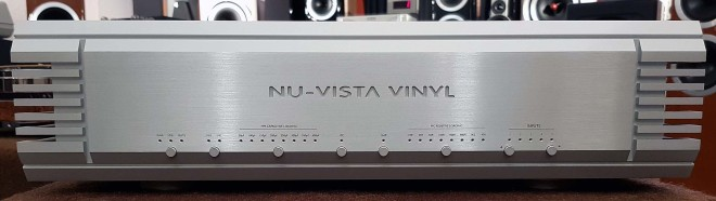 Musical Fidelity Nu-Vista Vinyl