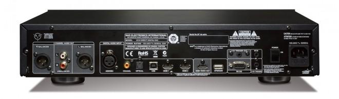 NAD-DAC-C510-Rear-1