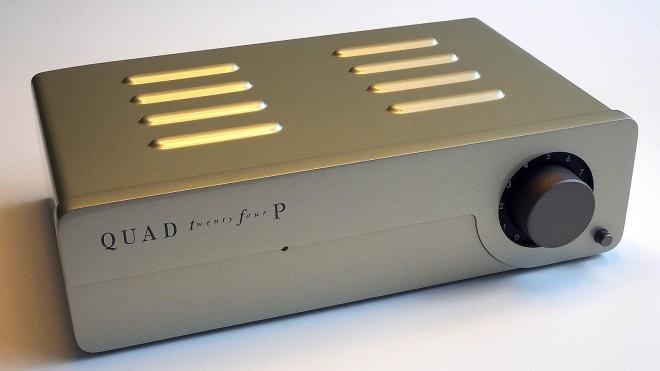 Die Quad Twenty-Four P ist auch in der klassischen Quad-Farbe erhältlich.