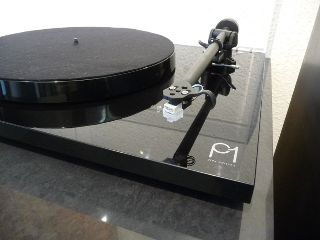 Rega P1 Flex Edition