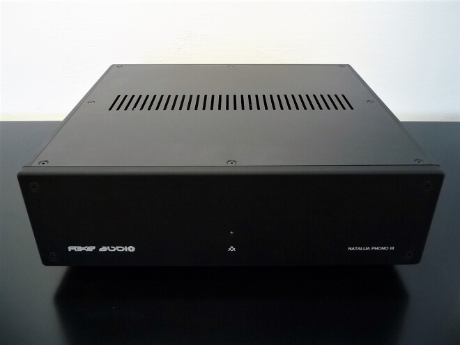 Rike Audio Natalija Phono III