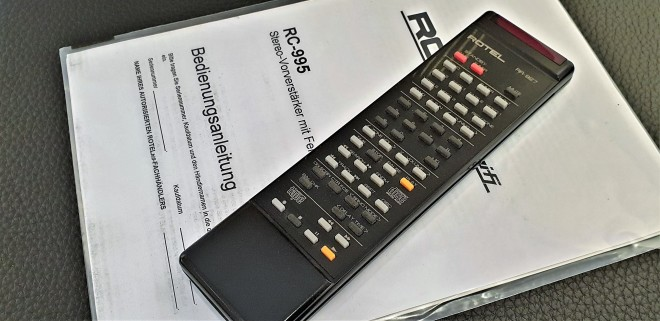 Rotel RR-927