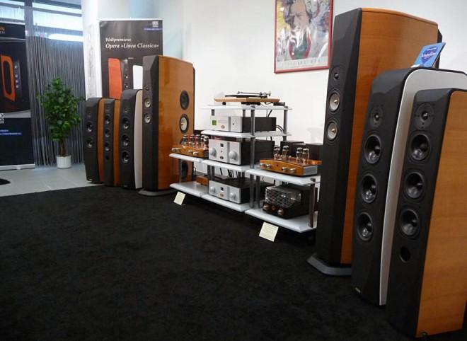 Studio-3 mit Unison-Quinta-Neu