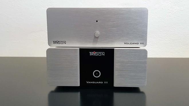 Trigon Vanguard III mit Trigon Volcano III