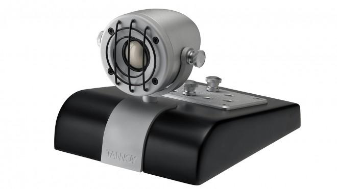 Tannoy Supertweeter ST-300Mg silber/schwarz